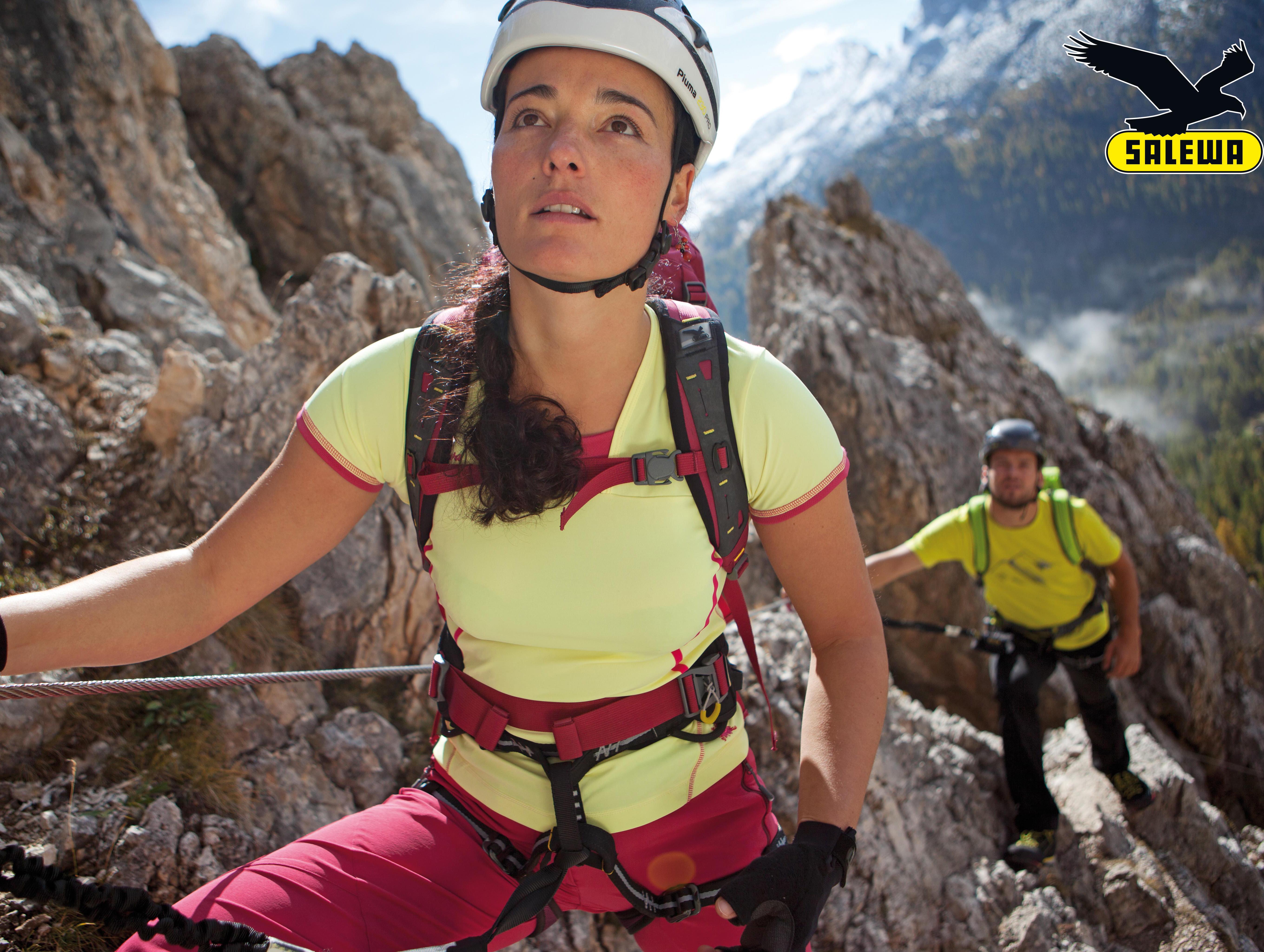Klettersteig Englisch : Übungsleiter klettersteig karlsbader hütte m