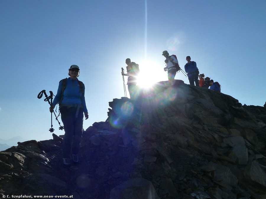 Bild zu BSE19sk01: Improvers Alpine Skills Training