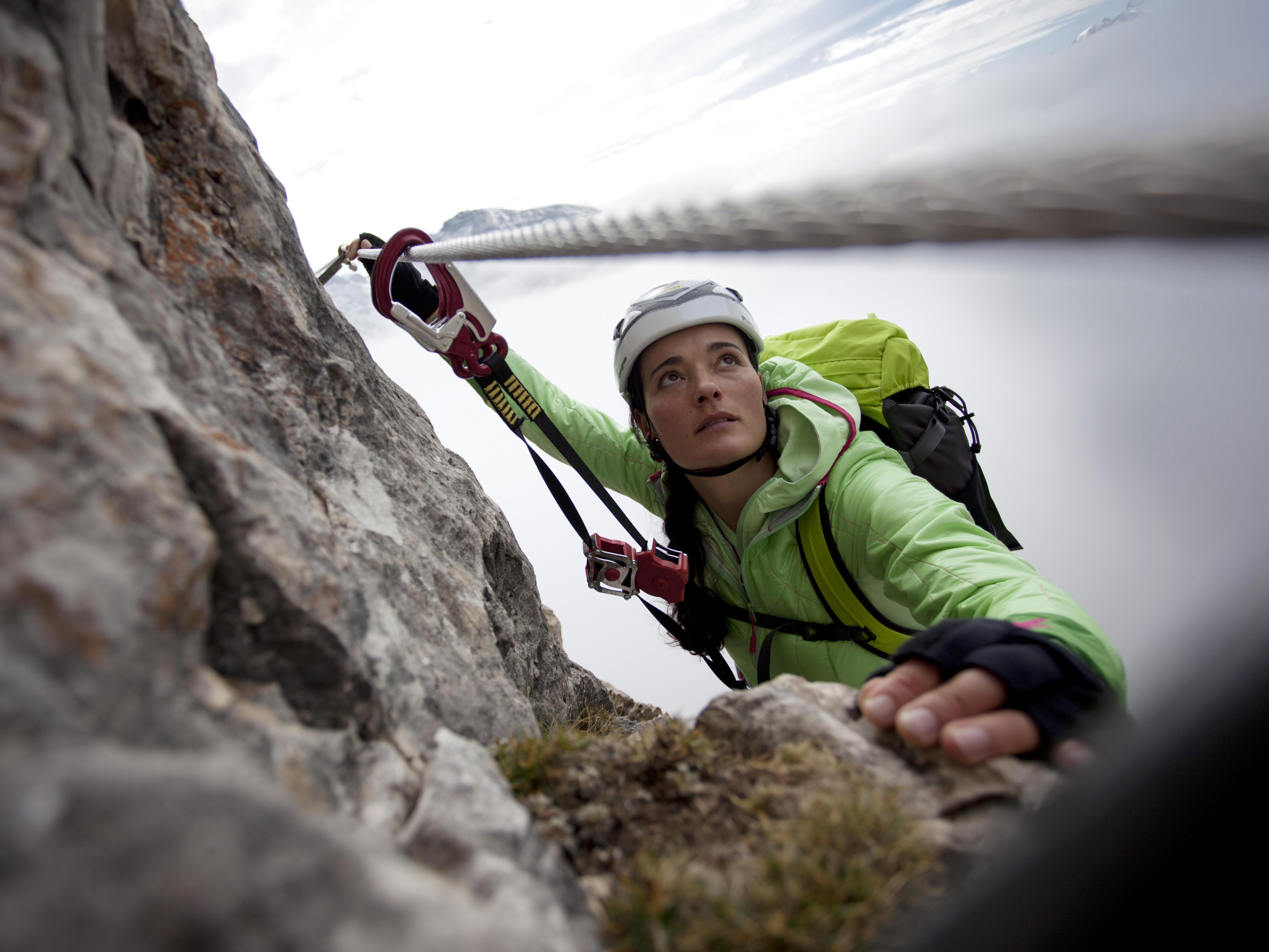 Klettersteig Englisch : Update klettersteig alpenverein