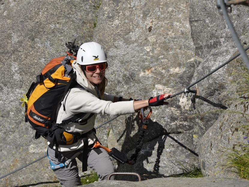 Klettersteig Equipment : Klettersteig sportpark rabenberg