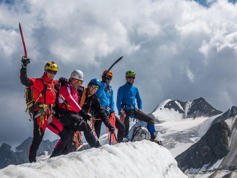 Führen & Leiten Übungsleiter Alpenverein