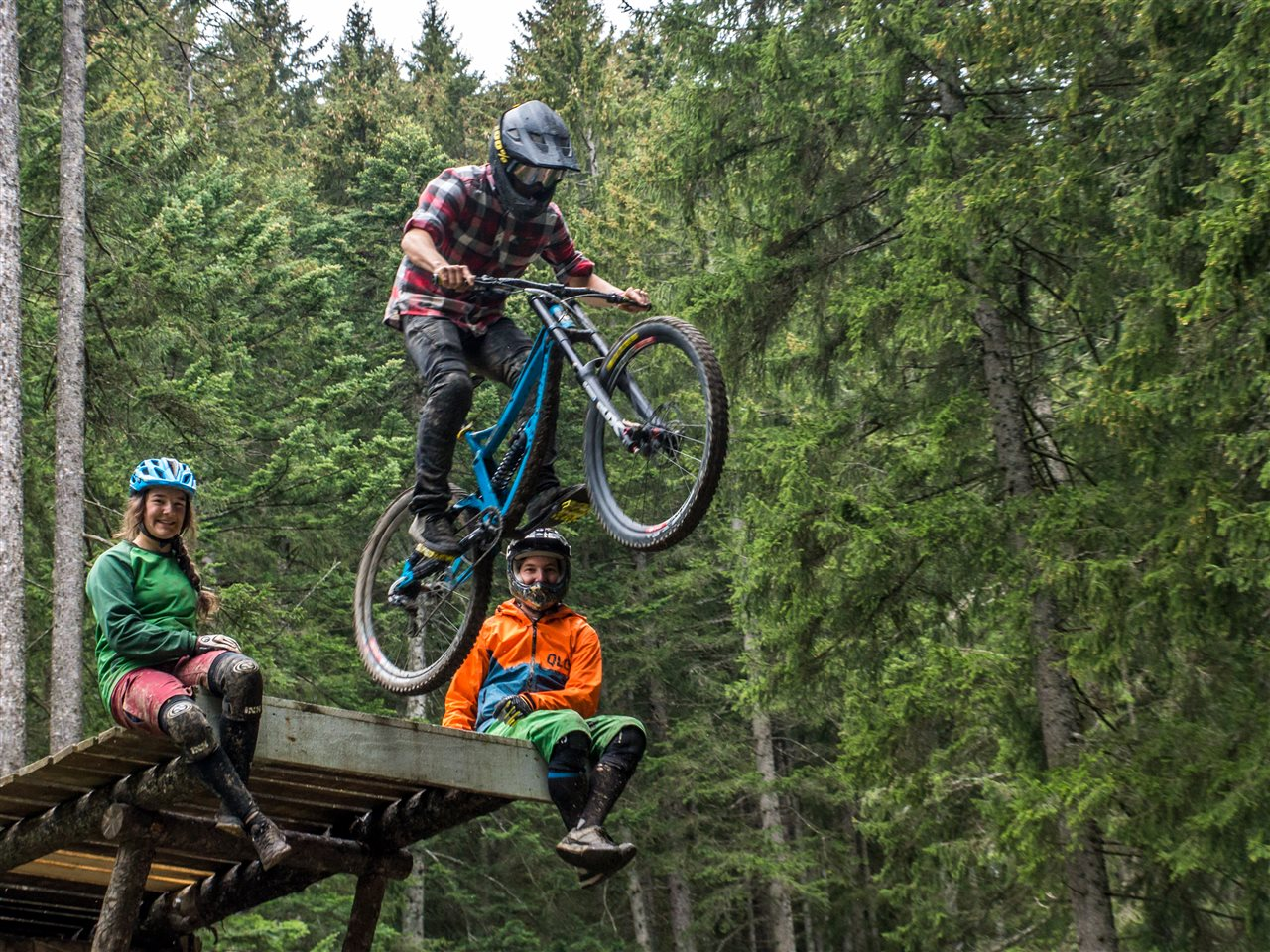 Bild zu 21-0099-01: risk´n´fun Bike - Young Guns