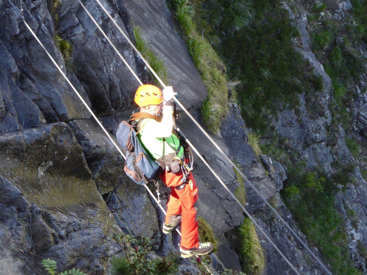 Klettersteig Englisch : Klettersteig alpenverein