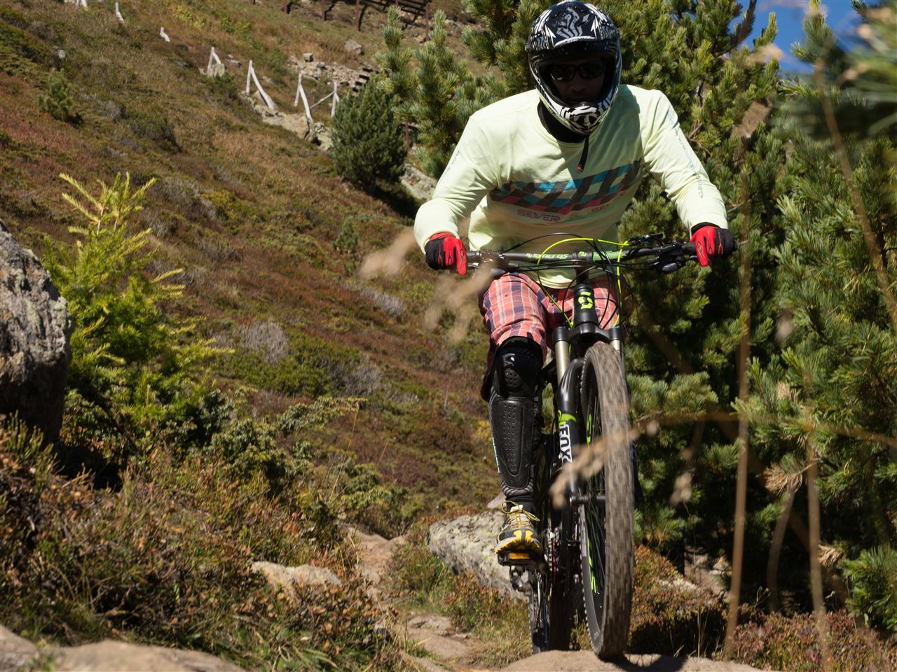 Bild zu 20-0098-01: Update Mountainbike Enduro