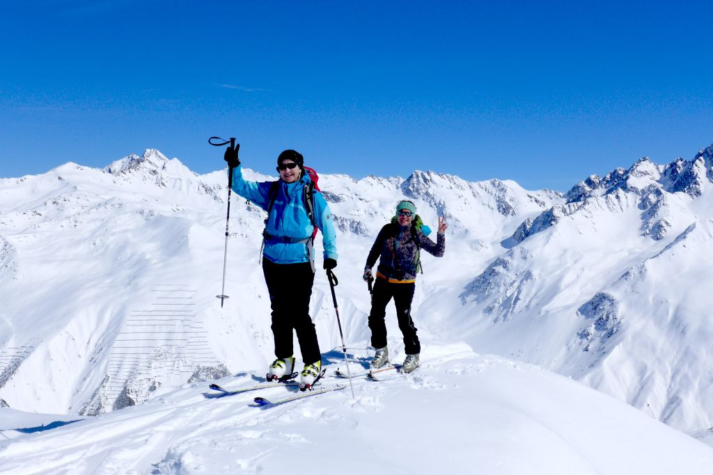 Bild zu 2019a125: Advanced Skitouren-Kurs