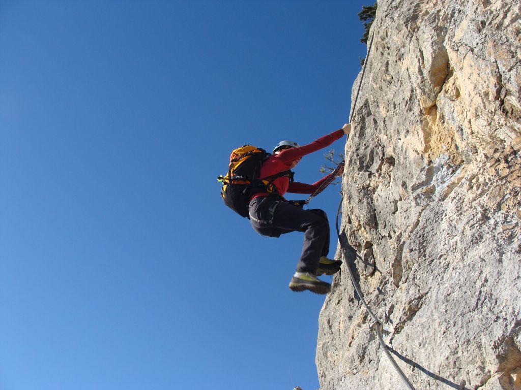 Klettersteig Englisch : Ausbildung sektionen klettersteige alpenverein