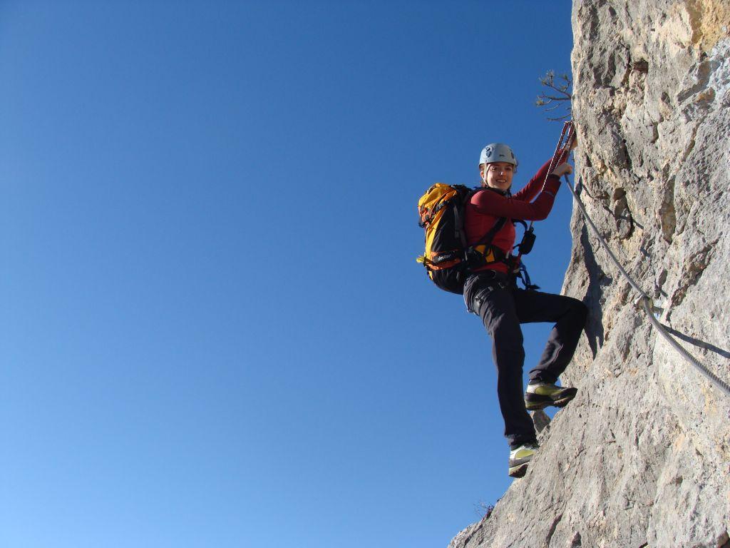 Klettersteig English : Ausbildung sektionen klettersteige alpenverein